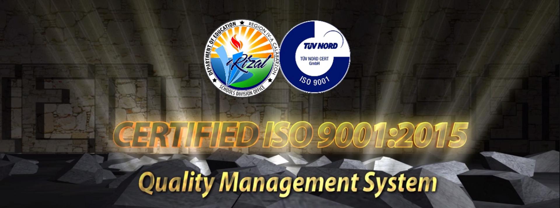 SDO Rizal Updates